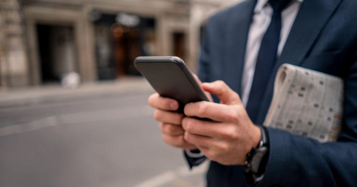 pagare con lo smartphone nelle edicole